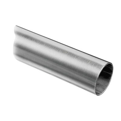 Tube, Ø42,4 mm x 2 mm, stainless steel 304 1 pc. round satin indoor Tube 2 mm Ø42,4 mm 2500 mm 8925