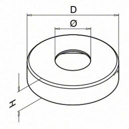 Acier Galvanisé U-Profil écornée arêtes protection eckschutz Abdeckprofil 1 40x40 130