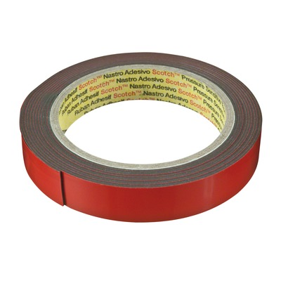 3M acrylic adhesive tape 4611 F, Q-53, 1 pc. 33000 mm 1360 Acrylic adhesive tape 9 mm