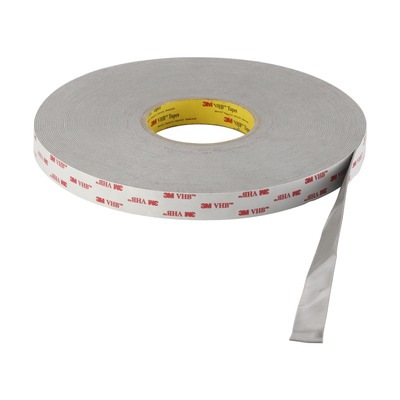 Double-sided adhesive tape for edge protection, 1 pc. Double-sided adhesive tape for edge protection 1361 33000 mm 12,7 mm
