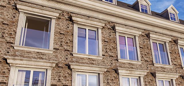 Franzosischer Balkon Ohne Blickstorende Elemente