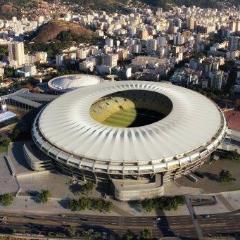 MARACANÃ STADION, BRASILIEN
