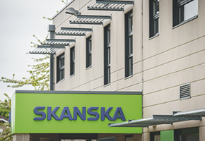 Newsitem 290x200_Skanska-Bentley Works_Doncaster_UK