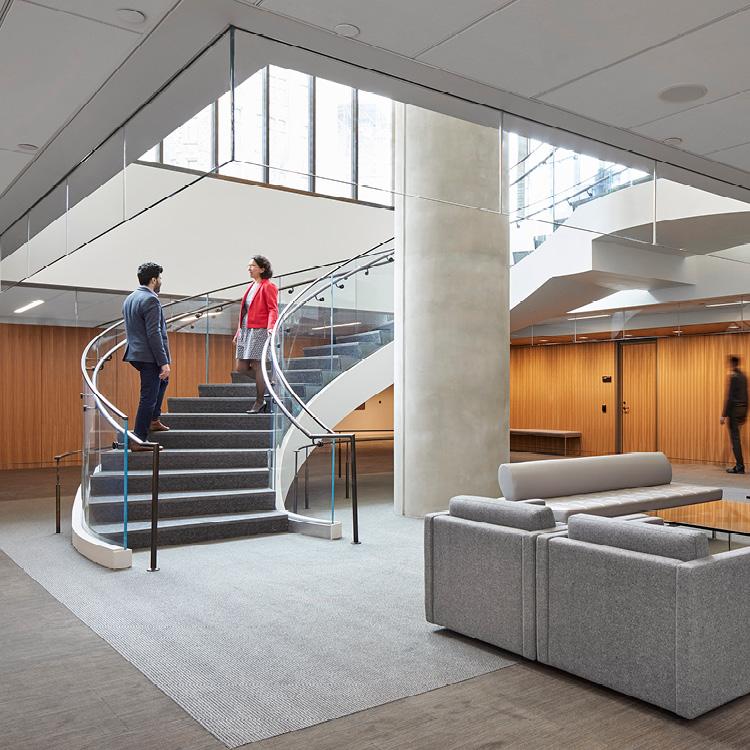 Glass balustrade, balcony railing, stair handrail | Q-railing